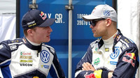 Latvala i Mikkelsen jsou na seznamu Toyoty pro druhou sedačku