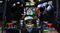 Alonso o Baku: Bude to nejrychlejší městský okruh na světě - anotační foto
