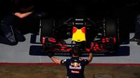 Přední křídlo nového Red Bullu RB12
