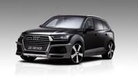 Audi SQ7 v úpravě JE design