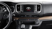 Toyota ProAce je posledním z trojčat, mezi něž patří Citroën SpaceTourer a Peugeot Traveller.