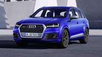 Audi SQ7 nabízí jako první auto na světě přeplňování elektrickým dmychadlem.