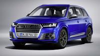 Audi SQ7 nabízí jako první auto na světě přeplňování elektronickým dmychadlem.