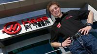 Vývojový jezdec Haasu - Santino Ferrucci