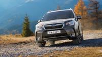 Omlazené Subaru Forester poznáte především podle nové přední části.
