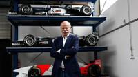 """""""Zase něco s Lewisem?"""" Šéf Mercedesu líčí chvíli, kdy mu oznámili Rosbergův odchod"""
