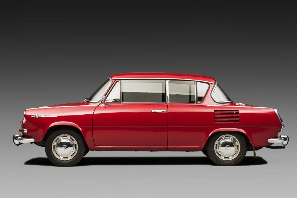 Škoda 1100 MBX