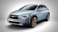 Koncept druhé generace Subaru XV boduje povedeným designem karosérie.