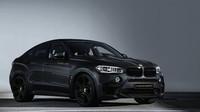 BMW X6M prošlo tuningem od společnosti Manhart
