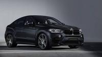 BMW X6 M prošlo tuningem od společnosti Manhart