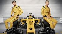 Prezentace nového zbarvení Renaultu pro sezónu 2016
