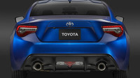 Toyota 86 je severoamerickou náhradou za Scion FR-S.