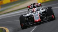 Romain Grosjean si v Austrálii vysloužil ocenění Driver of The Day
