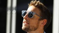 Jenson Button vzhlíží vstříc lepší sezóně s McLarenem - Hondou