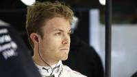Nico Rosberg v Melbourne