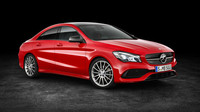 Mercedes-Benz CLA je po faceliftu jiný jen v detailech.