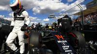 Fernanod Alonso se připravuje na závod v Melbourne