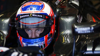 Jenson Button v Melbourne