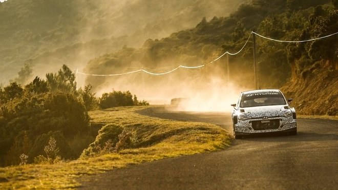 Premiéra Hyundai i20 R5 se blíží