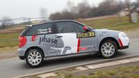 Tomáš Dostál - postupnými krůčky do rallysprint séri - anotační foto