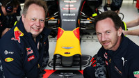 Andy Palmer a Christian Horner