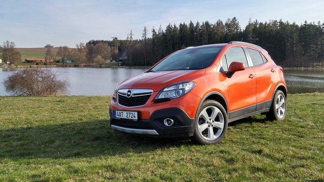 Opel Mokka 1,6 TCDi 4x4