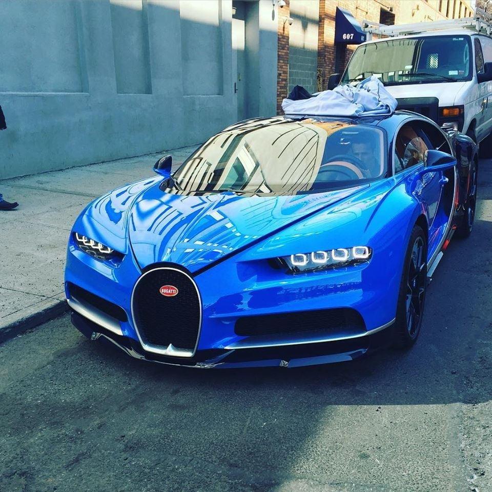 Bugatti Chiron má dostat výkonnější verzi. Prolomí hranici 500 km/h? - anotační foto