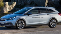 Opel Astra Country Tourer