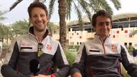 Má Grosjean lepší pozici než Gutiérrez?