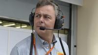 Mario Isola potvrzuje intenzivní snahu Pirelli přijít na kloub danému problému