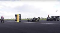 Citroën DS3 WRC vs. Ariel Atom 3.5R vs Yamaha YZF R1