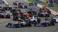 Souboje týmových kolegů v Bahrajnu: Rosberg pokračuje ve vítězné sérii - anotační obrázek
