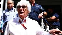 Bernie Ecclestone s týmy nevyjednával
