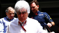 Bernie Ecclestone v Bahrajnu