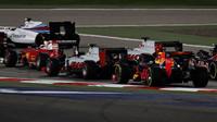 Po startu v závodě v Bahrajnu