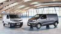 Toyota ProAce Van je jednou ze tří nových dodávek.