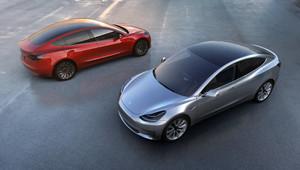 Tesla Model 3 má šokující interiér. Na běžné prvky rovnou zapomeňte - anotační obrázek