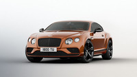 Bentley Continental GT Speed (2016)