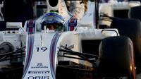 Felipe Massa po závodě v Bahrajnu