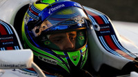 Felipe Massa v Bahrajnu