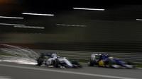 Předjíždění v závodě v Bahrajnu