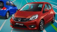Honda Brio dostala novou přední část a hodnotnější interiér.