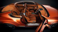 bentley continentalModernizovaný model Continental GT Speed