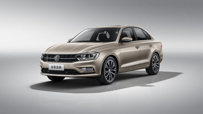 Omlazený Volkswagen Bora bude k dispozici jen na čínském trhu.