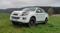 Isuzu D-Max 2.5 Twin Turbo