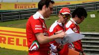 Sebastian Vettel v Číně