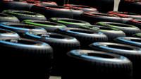 Příprava pneumatik pro závodní víkend v Číně