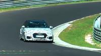 Nová Audi RS4 Avant při testech
