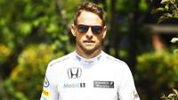 Jenson Button v Číně