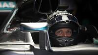 Nico Rosberg si pochvaluje změnu pravidel v radiokomunikaci